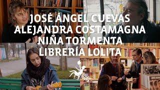 José Ángel Cuevas y Alejandra Costamagna en Ojo en Tinta / T3 C7