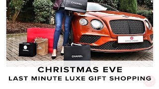 PRIVATE SHOPPING WITH MY STYLIST | THIS IS TRUE LUXURY! | Bentley Continental GT | | Sophie Shohet