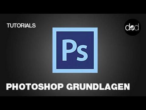 Photoshop Grundlagen Tutorial - doric4design - Folge 24