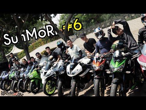 Mornin Ride #6 | Z800 ZX636 R6 CBR600RR ZX6R etc - Jakarta, Indonesia