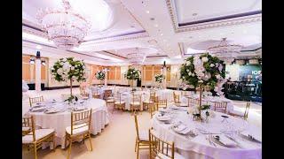 Отель «Ритц Карлтон», Бальный зал. The Ritz Carlton Moscow