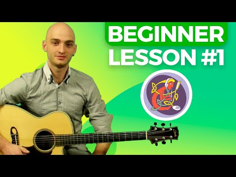 Irish Guitar Basics (Accompaniment) Lesson 1: Intro + Tuning + How to Hold the Guitar