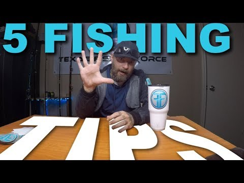5 Tips For Fishing Galveston In 2019!