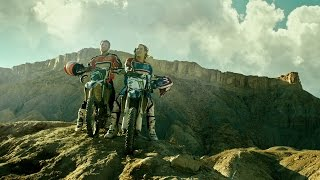 Point Break - Motocross Featurette [HD]