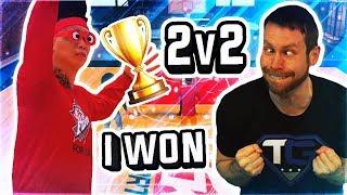 I WON TROYDAN'S 2v2 TOURNEY - NBA 2K19 WORLD CHAMPIONSHIP