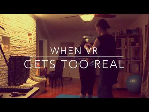 JT - She is Not a Fan of VR