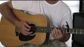 "how to play ""building a mystery""   acoustic version sarah mclachlan"
