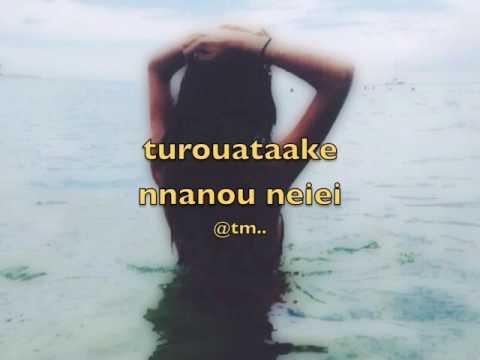 2016 TUROUATAAKE NNANOU NEIEI - Kiribati@tm..