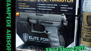 Elite Force | Shot Show 2016 | Stampede Airsoft
