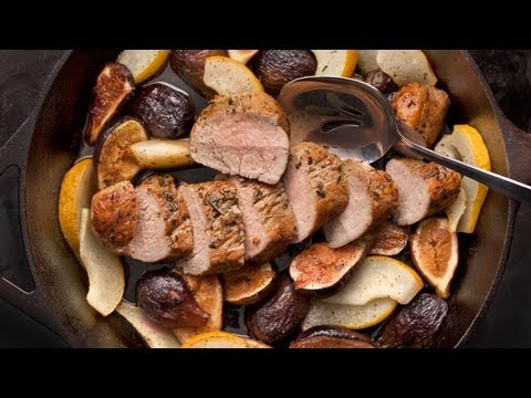 How To Make An Easy Roasted Pork Tenderloin - The Easiest Way