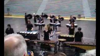 La Joya Middle School at San Joaquin Valley Percussion Review (SJV)