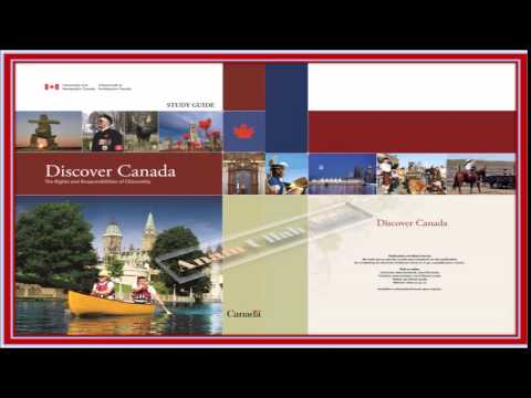 discover canada study guide youtube rh youtube com States and Capitals Study Guide Canada Map with Study Guide