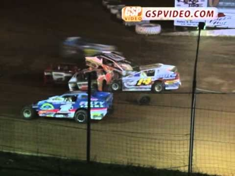 Von Dohren/Pauch Altercations - 9/5/2010 - Big Diamond Raceway