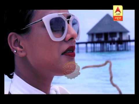 Nia Sharma takes SBS along to roam around in Maldives