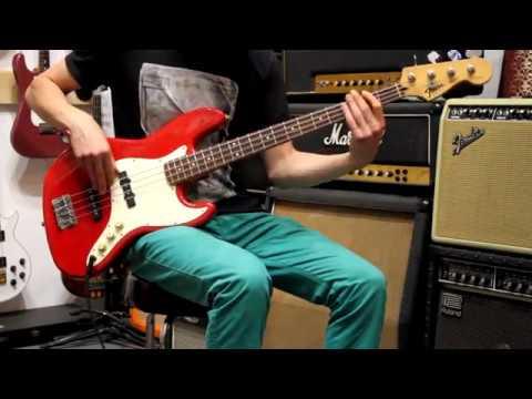 Fender Jazz Bass Standard Mexico 1994