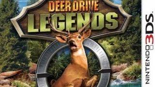Deer Drive Legends Gameplay (Nintendo 3DS) [60 FPS] [1080p]