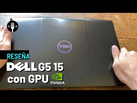 Reseña: Dell G5 5500 con GPU Nvidia GTX 1650 Ti