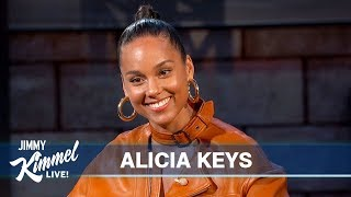 Alicia Keys on 'More Myself' & Hearing Her Own Music