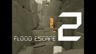 Roblox Flood Escape 2 (Test Map) - Heated Heights (Insane)