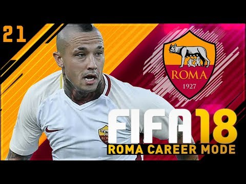 FIFA 18 Roma Career Mode Ep21 - THE DYNAMIC DUO!!