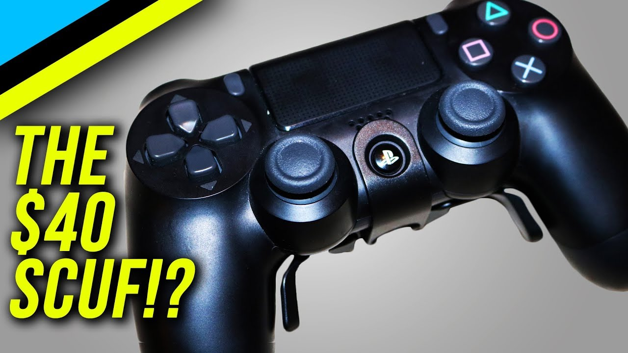 The 40 scuf alternative strike pack f p s dominator review controller adapter youtube - Strike mod pack ...