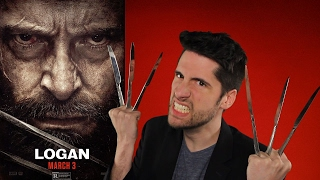Logan - Movie Review by : Jeremy Jahns