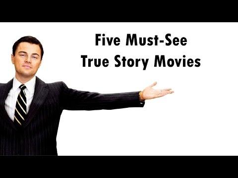 Five MustSee True Story Movies