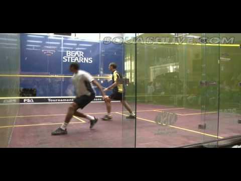 Squash - Palmer vs. Abbas