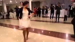 Красивая Лизгинка   ( девушка) свадьба