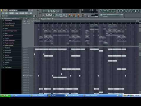 50 Cent - Baby By Me feat. Ne-Yo (FL Studio Remake)