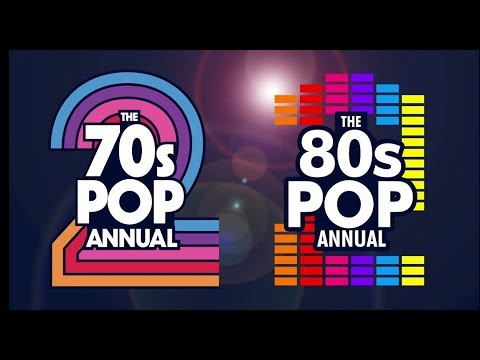 The 70s & 80s Pop Annual 2 Vinyl Trailer