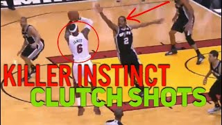 Clutchest Shots NBA Has Ever Seen