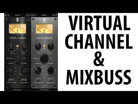 REVIEW: VIRTUAL CHANNEL & MIXBUSS de Slate Digital