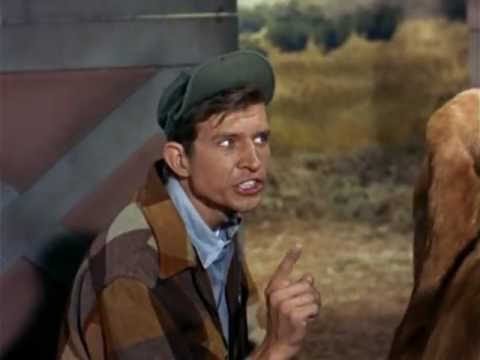 Eb Breaks the Fourth Wall on Green Acres