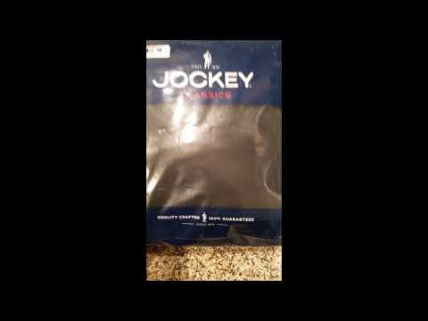 the-most-comfortable-men's-t-shirts-classic-crew-neck-jockey-100%-cotton-review-unboxing
