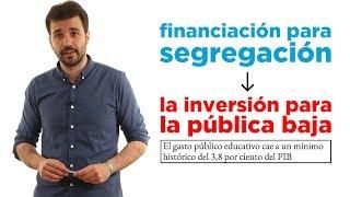 No a la segregación por sexo en las escuelas. Javier Sánchez Serna.