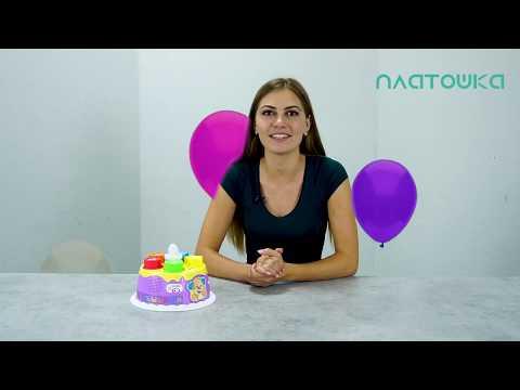Играем и учимся! Праздничный торт с технологией Smart Stages, Fisher Price DYY06