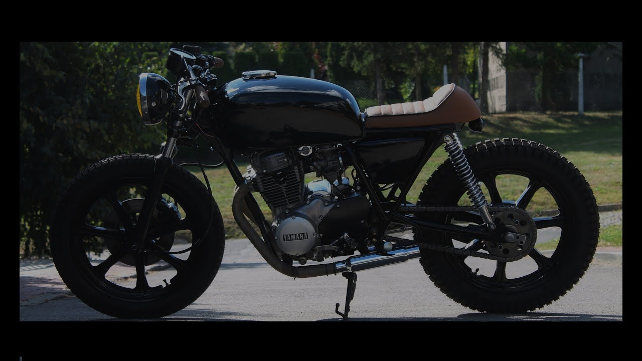 yamaha xs 400 2a2 1980 cafe racer bratstyle youtube. Black Bedroom Furniture Sets. Home Design Ideas