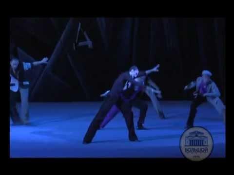 """D.Shostakovich ballet """"The Golden Age"""" 2007."""