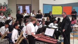"""Fat Burger"" Feat. Bella Vista Middle School Jazz Band"