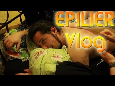 EPILIER-Vlog - Bekloppter Typ lässt sich den Rücken epilieren!