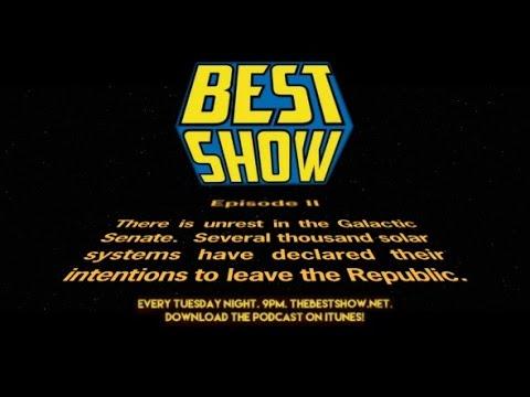 The Best Show w/ Tom Scharpling: Star Wars Insider Leaks Episode Two Details (Dec. 2000)