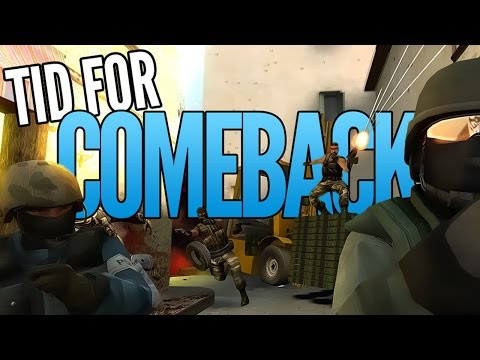 TID FOR COMEBACK - Counter-Strike: Global Offensive / Norsk CS:GO