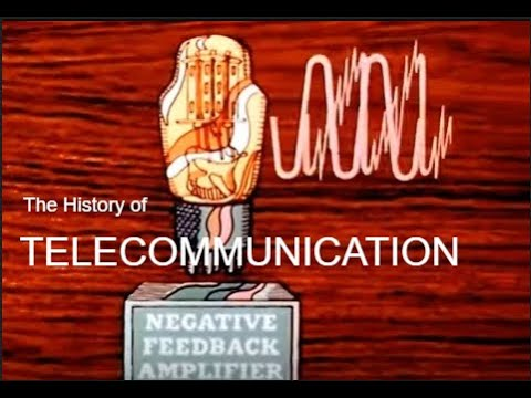 The History Of Telecommunication -  How Fiber Optics Work