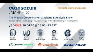 Coinscrum /Markets :: Ep001