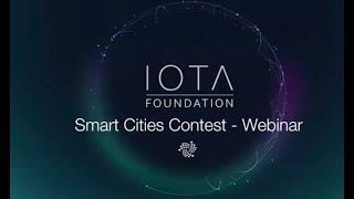 IOTA Smart Cities Webinar via Hackster.io - Exploring the IOTA Protocol