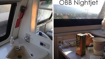 Meine Fahrt mit dem ÖBB Nightjet | NJ Berlin - Zürich | Rail Express Deutschland