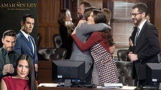 Por Amar Sin Ley 2 - Capítulo 52: El caso de Cristina queda resuelto - Televisa