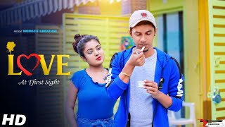 Love At First Sight | लव एट फर्स्ट साइट | (Original) Song Sneh Upadhya - | Monojit Creation