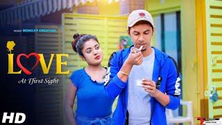 Download Love At First Sight | लव एट फर्स्ट साइट | (Original) Song Sneh Upadhya - | Monojit Creation
